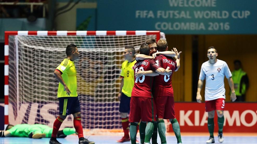 La anfitriona Colombia dejó escapar dos puntos en el último segundo