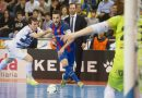 Barça y Ríos Renovables Zaragoza empatan en un choque vibrante