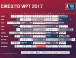 Calendario World Padel Tour 2017