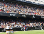 el Valencia gana en el Mestalla