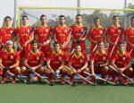 Selección masculina Europeo Hockey hierb