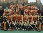 Seleccion femenina u21 - Eurohockey Junior