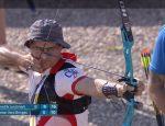 Cesar Vera - Campeón Mundo Arco 3D - Arco desnudo