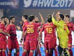 España-Argentina WHL Final
